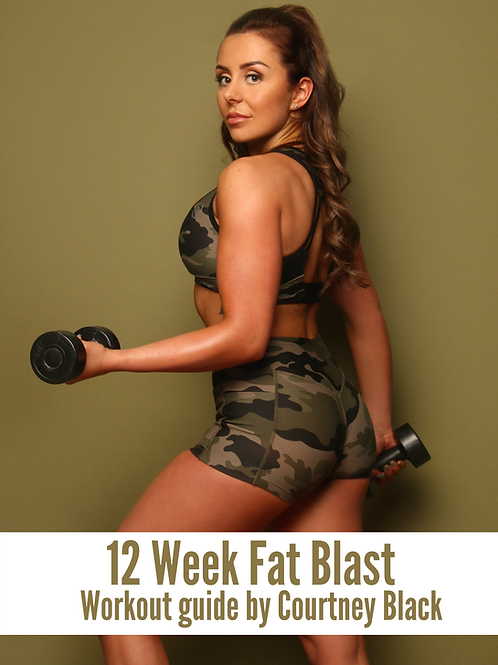 12 Week Fat Blast Guide