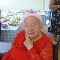Mary's 90th