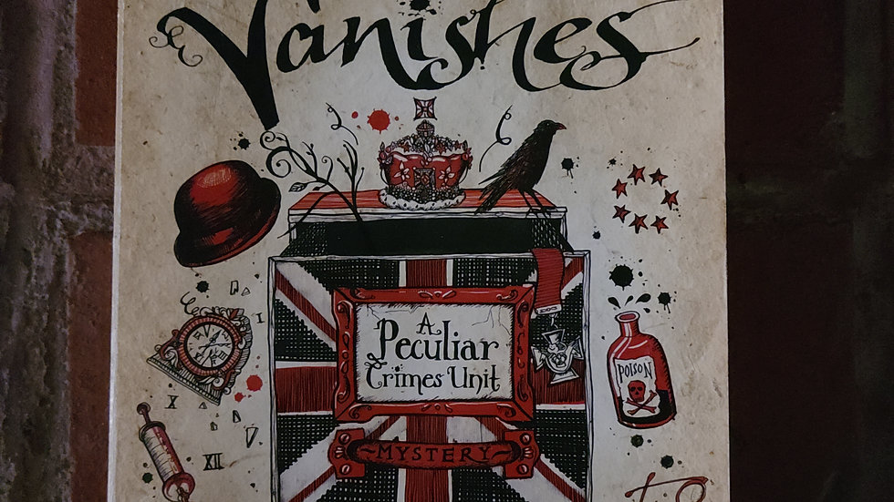 The Victoria Vanishes by Christopher Fowler