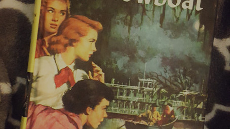 A Review - The Haunted Showboat by Carolyn Keene