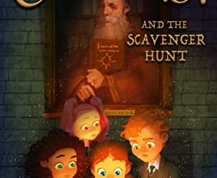 A Review - Cooper B. and the Scavenger Hunt by Michael Leighton