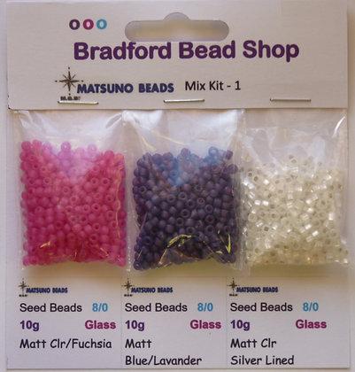 Matsuno Bead Mix Kit - 1
