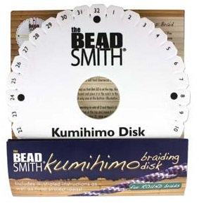 Kumihimo Braiding Disk 6 inch (Rnd)