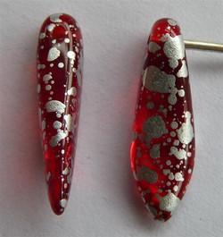 Glass Dagger Beads
