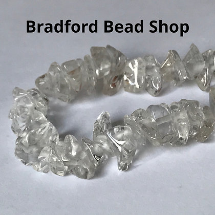 Crystal Chip Beads - app.4-7mm