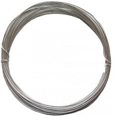 Silver Plated Copper Craft Wire - 0.4mm