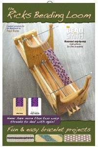 'The Ricks Beading Loom' Project Book