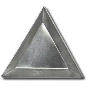 Aluminium Triangular Sort Tray