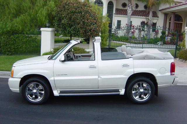Droptop Cadillac Escalade