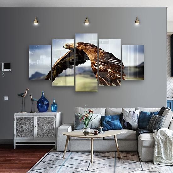 Eagle Fly Free
