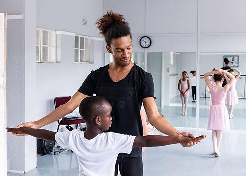 Waterfront Theatre School junior dancing