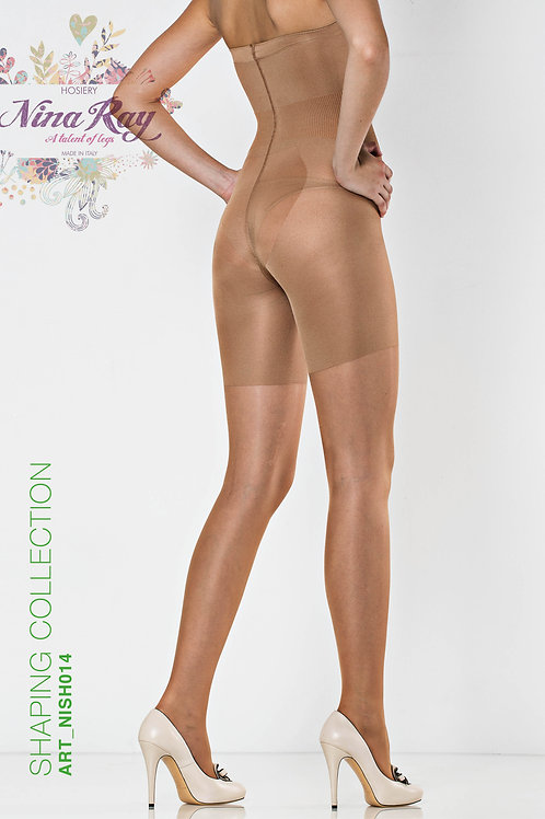 NISH014 • Body Shapers Sheer Nylon Pantyhose