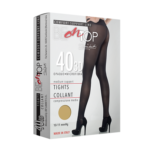 LIGHT SUPPORT TIGHTS - 40 3D