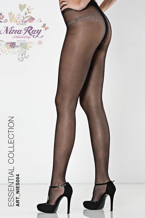 NIES004 • Nylon Summer Pantyhose - 8 den
