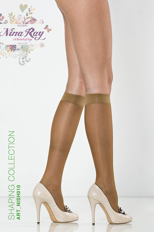 NISH010 • Repose Medium Support Knee Highs   70SAN