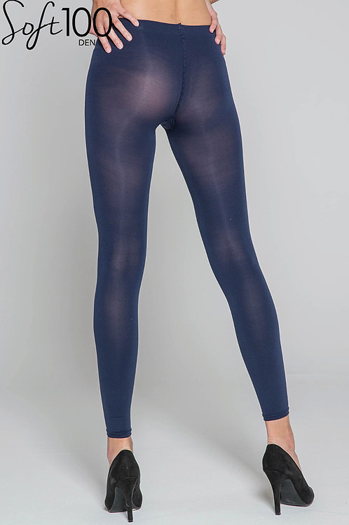 SOFT 100 • LEGGINGS MICROFIBRA