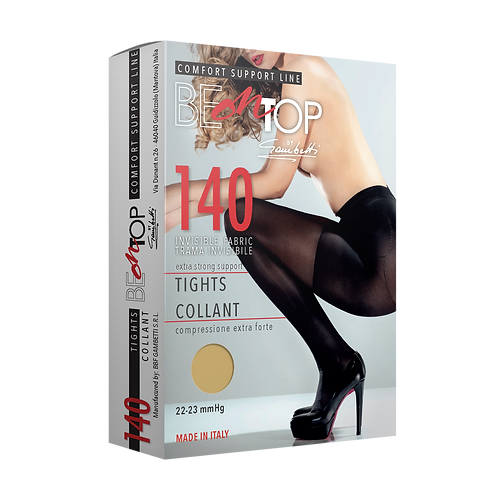 EXTRA STRONG SUPPORT TIGHTS - 140