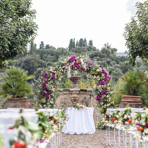 Tusany Wedding