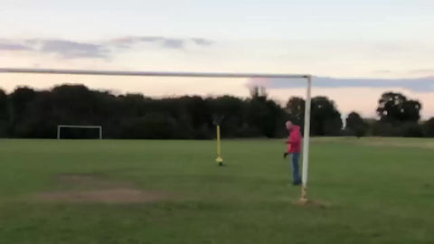 Slo Mo rocket launch