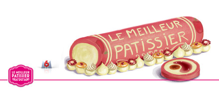 camille bellet illustration Le meilleur patissier M6