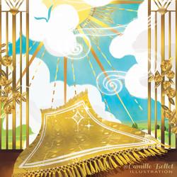 Le jaune, La quête du cinquième royaume.