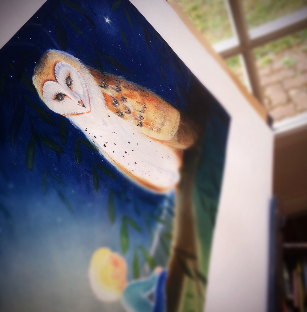 Projet spirituel de livre pour enfant