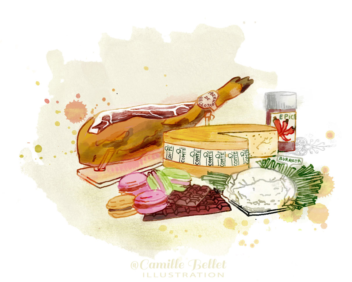 Produit gourmetise, Blog culinaire