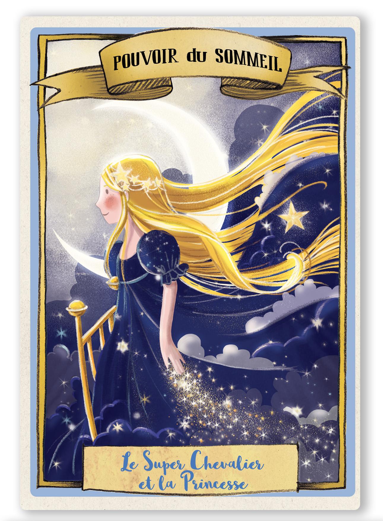 La princesse de l'oracle du petit-grimoire-aux-grands-pouvoirs-et