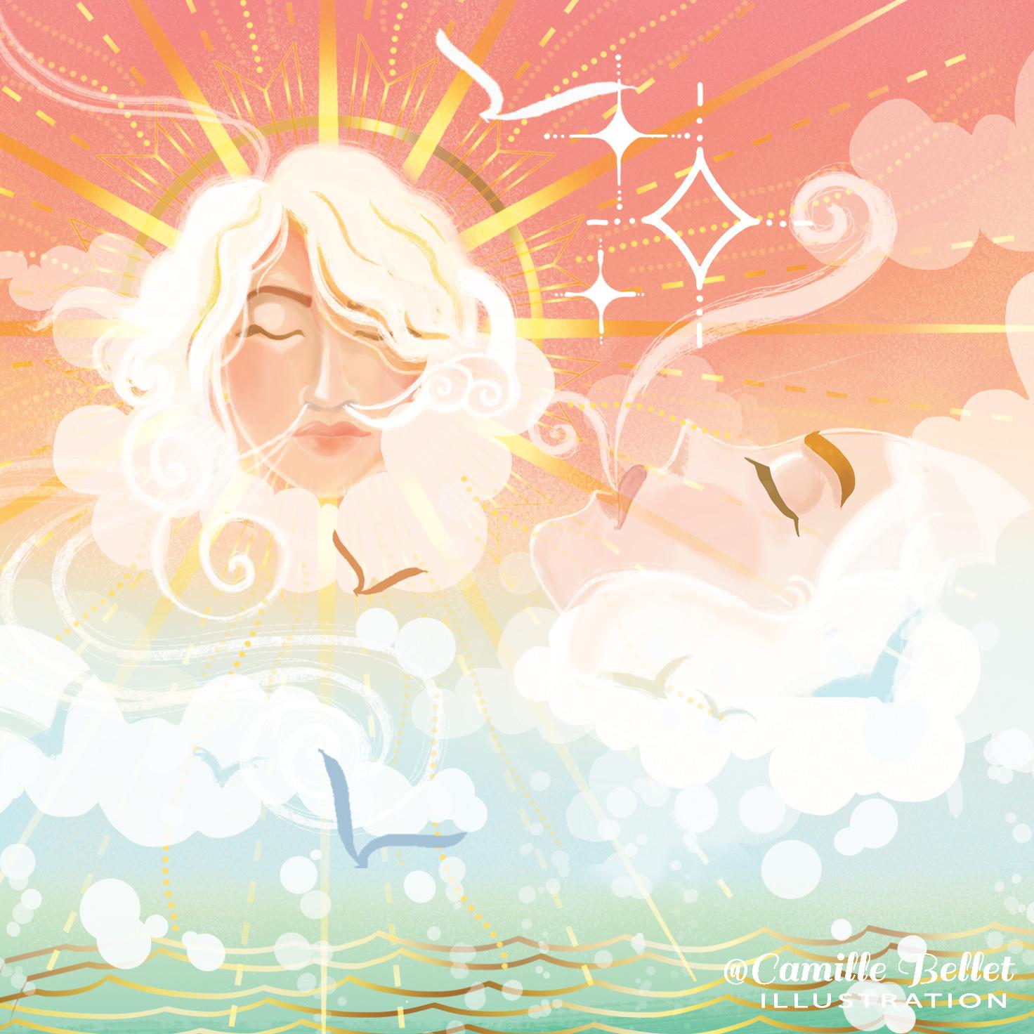Les sylphes, La quête du cinquième royau