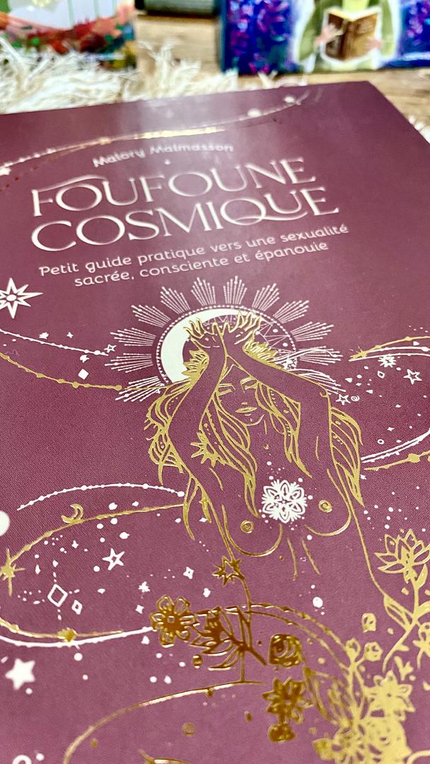 Fourfoune cosmique, malory malmasson aux editions Massot