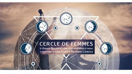 Cercle de femmes, save the date !