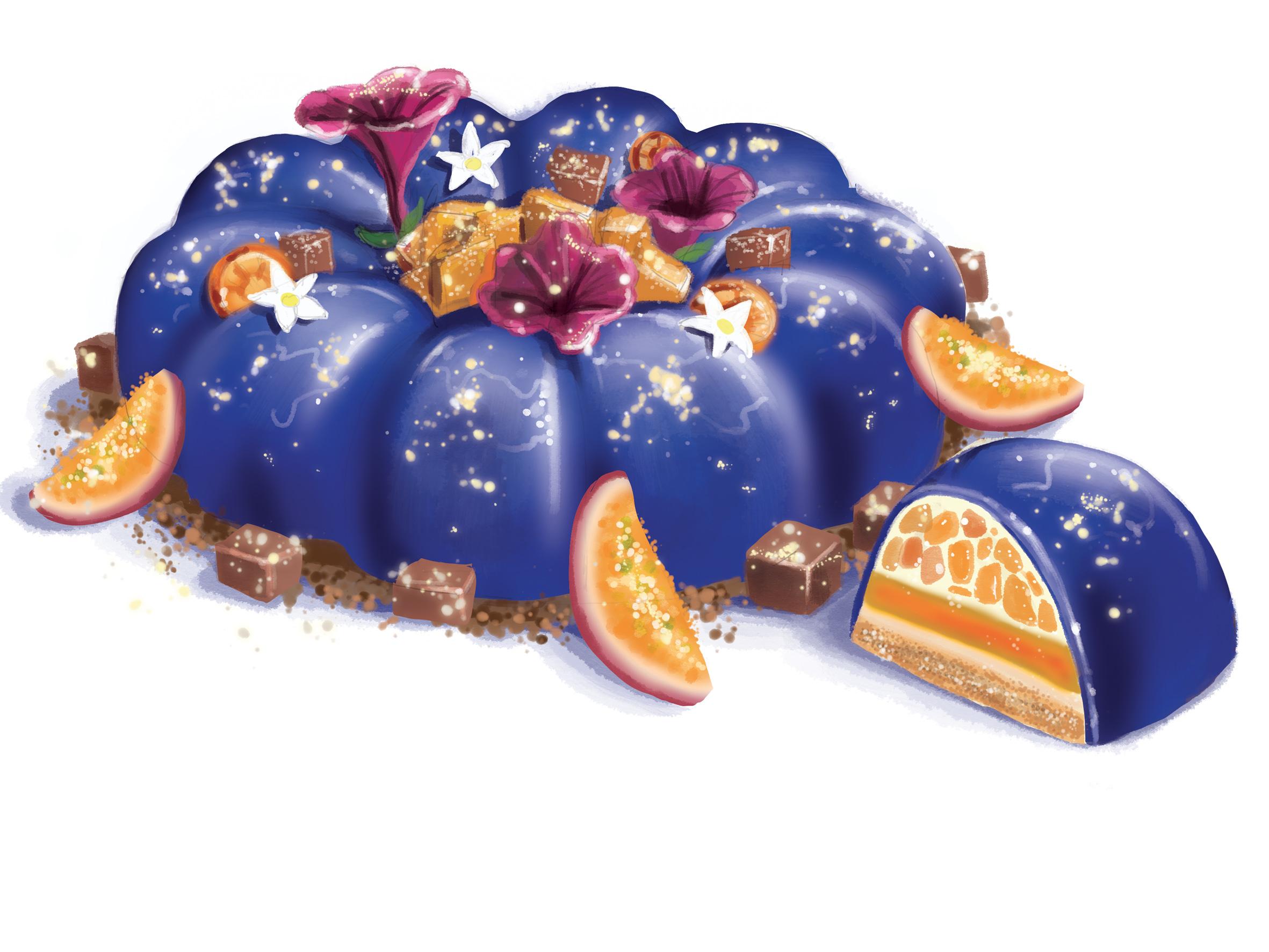 Le Gâteaux Bollywood