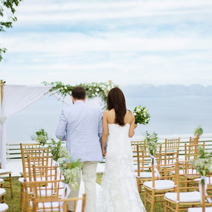 A dreamy destination wedding in Cape Town, South Africa.