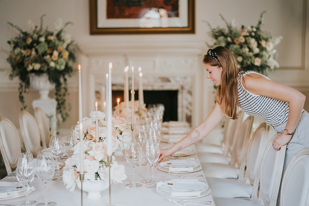 Emma Aldridge from Emma Jane Weddings - London Wedding Planner