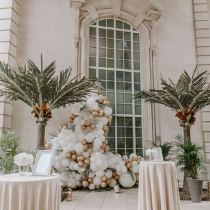 Luxury wedding industry party at Hotel Cafe Royal, London.