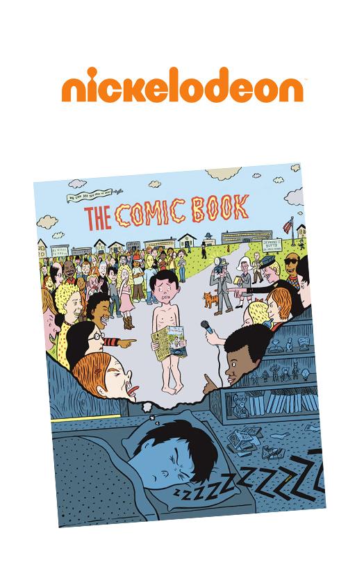 Nickelodeon Magazine: The Comic Book