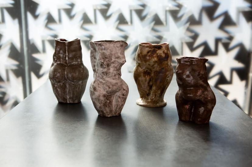 Booty Vases