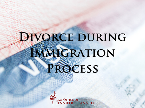 Divorce During Immigration Process - Can I continue with my immigration?
