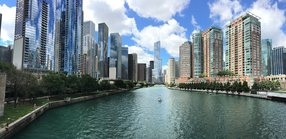 View of Chicago and the the best law groups