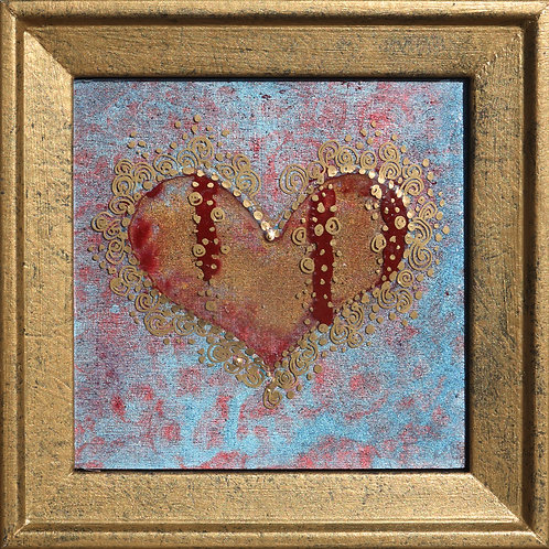 Heart 13 - 8X8