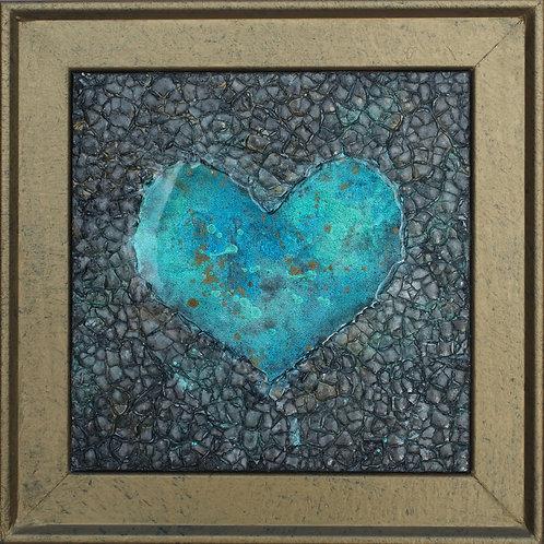 Heart 11 - 11X11