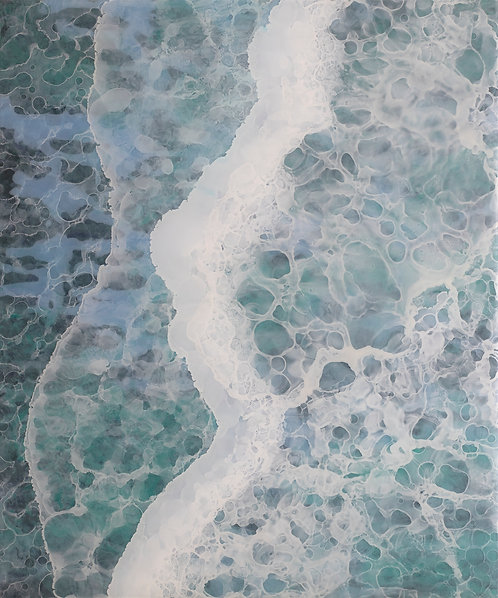 """Coastal Aerial #33: """"Connect to the Light"""""""