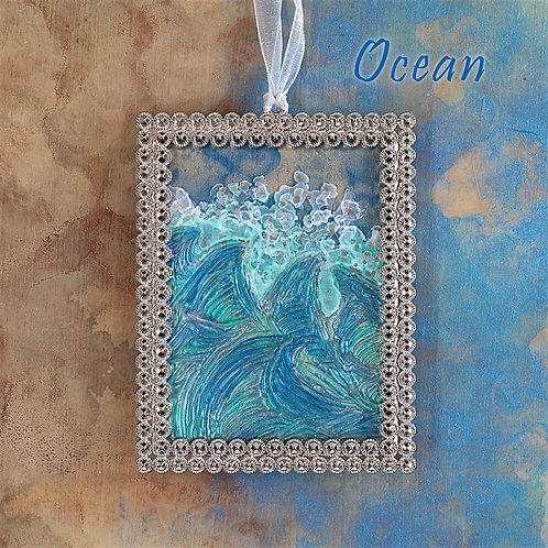 Ocean Ornament