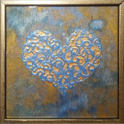 Heart 4 - 8x8