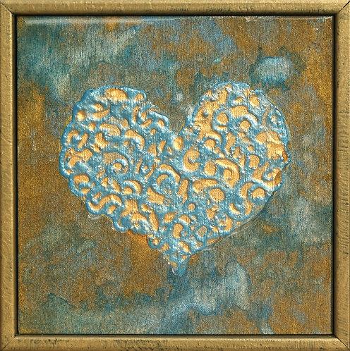 Heart 21 - 8x8