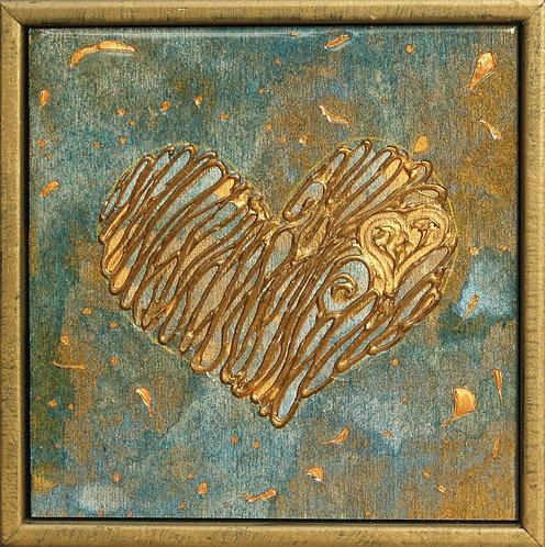 Heart 20 - 8x8