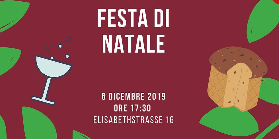 Festa di Natale alla Dante / Weihnachtsfeier an der Dante
