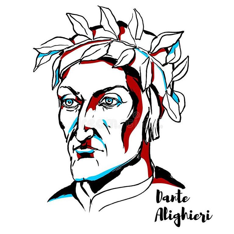 Dante, 700 anni und kein bisschen tot