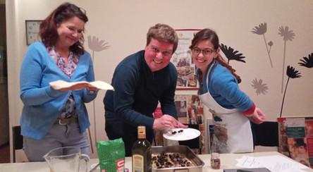 Le nostre lezioni di cucina