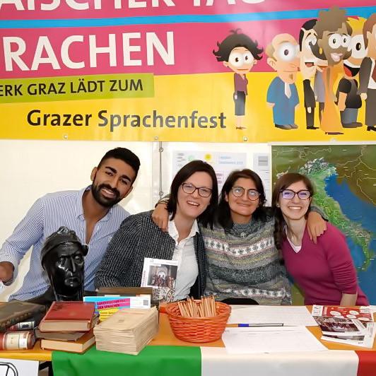 Sprachenfest der Stadt Graz